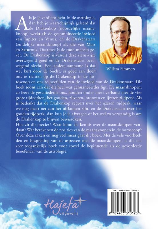 Willem Simmers,Maansknopen, lotsbepalers in de astrologie