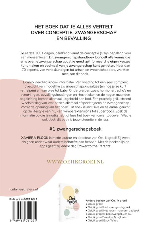 Xaviera Plooij,Hét zwangerschapshandboek