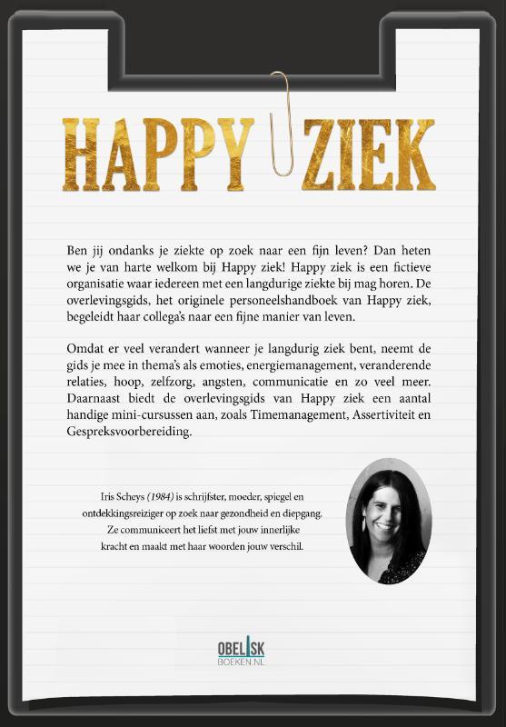 Iris Scheys,Happy Ziek