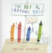Daywalt, Drew Day the Crayons Quit