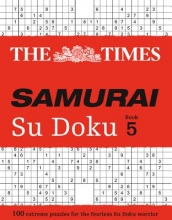 The Times Mind Games The Times Samurai Su Doku 5
