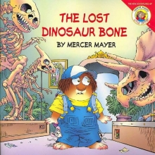 Mayer, Mercer The Lost Dinosaur Bone