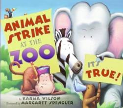 Wilson, Karma Animal Strike at the Zoo. It`s True!