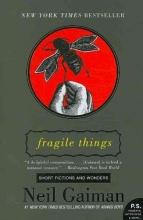 Gaiman, Neil Fragile Things
