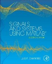 Chaparro, Luis Signals and Systems using MATLAB