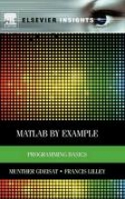 Gdeisat, Munther Matlab by Example