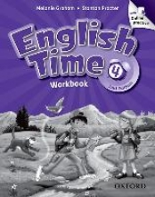English Time 4. 2nd edition. Workbook with Online Practice