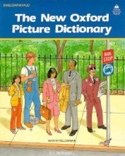 E. C. Parnwell,   Marvin Yellowhair The New Oxford Picture Dictionary: English-Navajo Editon