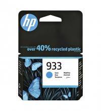 , Inktcartridge HP CN058AE 933 blauw