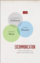 Galloway, Alexander Excommunication - Three Inquiries in Media and Mediation