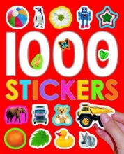 Priddy, Roger 1000 Stickers [With Stickers]