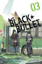Kanzaki, Shiden Black Bullet 3