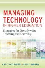 A. W. Bates,   Albert Sangra Managing Technology in Higher Education