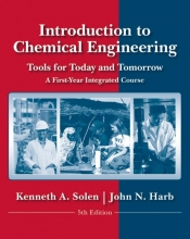 Solen, Kenneth A. Introduction to Chemical Engineering