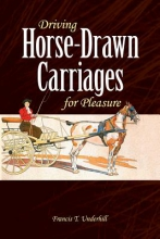 Underhill, Francis T. Driving Horse-Drawn Carriages for Pleasure