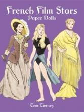 Tierney, Tom French Film Stars Paper Dolls