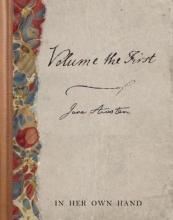 Austen, Jane Volume the First by Jane Austen