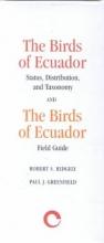Ridgely, Robert S. Birds of Ecuador