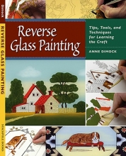 Anne Dimock Reverse Glass Painting