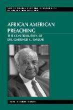 Gerald Lamont Thomas African American Preaching