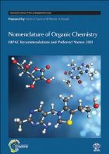 Henri A. Favre,   Warren H. Powell Nomenclature of Organic Chemistry