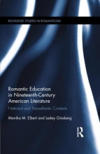 Romantic Education in Nineteenth-Century American Literature