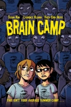 Kim, Susan,   Klavan, Laurence Brain Camp