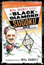 Will Shortz Presents Black Diamond Sudoku
