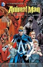 Lemire, Jeff,   Snyder, Scott Animal Man 3