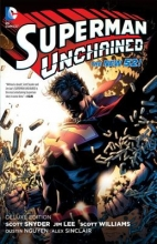 Snyder, Scott Superman Unchained