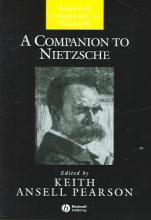 Ansell Pearson, Keith A Companion to Nietzsche