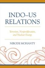 Nirode Mohanty Indo-US Relations