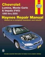 Haynes Publishing Chevrolet Lumina, Monte Carlo & Impala (FWD) (95 - 05)