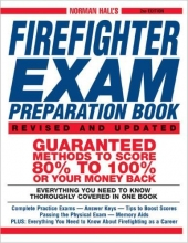 Hall, Norman Norman Hall`s Firefighter Exam Preparation Book