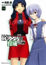 Takahashi, Osamu Neon Genesis Evangelion: The Shinji Ikari Raising Project 11