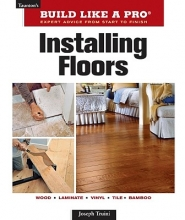 Truini, Joseph Installing Floors