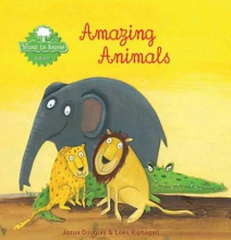 Douglas, Jozua Want to know amazing animals