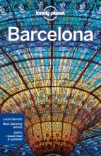 Lonely Planet Barcelona 10e