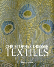 Harry Lyons Christopher Dresser Textiles