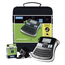 , Labelprinter Dymo labelmanager LM210D qwerty Kit