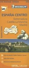 , 576 España Centro: Extremadura, Castilla-La Mancha, Madrid