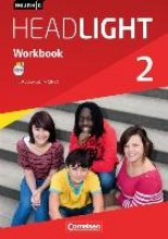 ,English G Headlight 02: 6. Schuljahr. Workbook mit Audios online