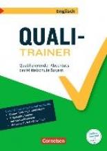 Berwick, Gwen,   Thorne, Sydney Abschlussprüfungstrainer Englisch 9. Jahrgangsstufe - Bayern - Quali-Trainer