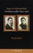 Hofmannsthal, Hugo von Briefwechsel