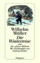 Müller, Wilhelm Die Winterreise und Die schne Mllerin