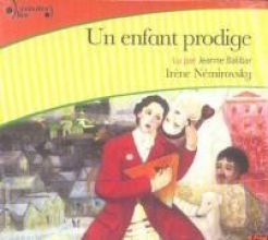 Nemirovsky, Irene Un enfant prodige. CD