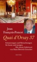 Francois-Poncet, Jean Quai d`Orsay 37