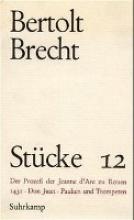 Brecht, Bertolt Bearbeitungen, 2