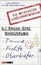 Greiner, Lena Nenne drei Nadelbäume: Tanne, Fichte, Oberkiefer