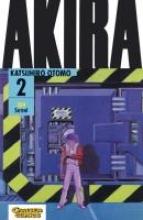 Otomo, Katsuhiro Akira 02. Original-Edition